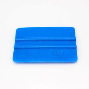 Синяя выгонка (ракель) 3М 10см GT 080