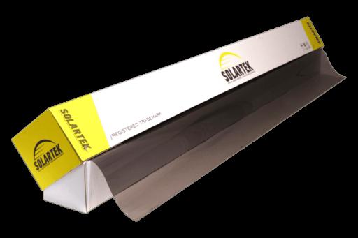 Тонировочная пленка для авто PRO BLACK 20 Solartek