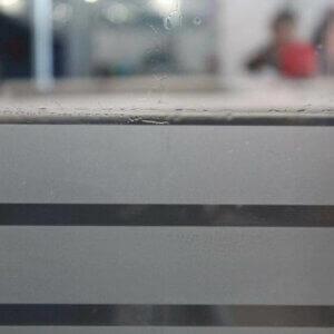 Декоративная пленка матовые полосы ST236 Solartek