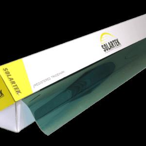 Солнцезащитная зеркальная зеленая пленка STR 15 GNSRPS