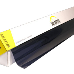 Солнцезащитная зеркальная темно-серая пленка STR 15 SSRPS Solartek