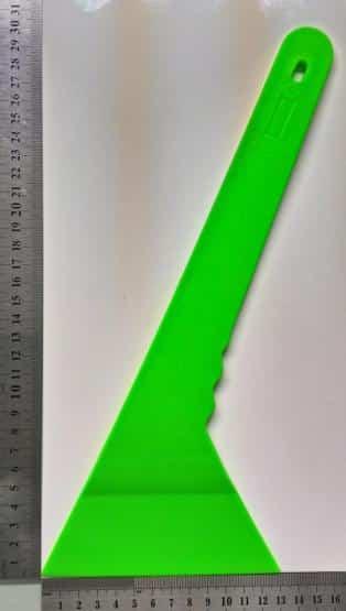 Пластиковый уголок большой термоустойчивый TМ-13