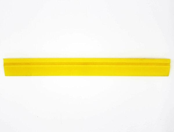 Желтая полиуретановая вставка (Turbo) 50см GT 147