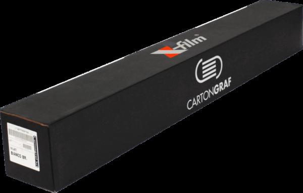 Пленка для печати рекламы Cartongraf SILJET 100 TR